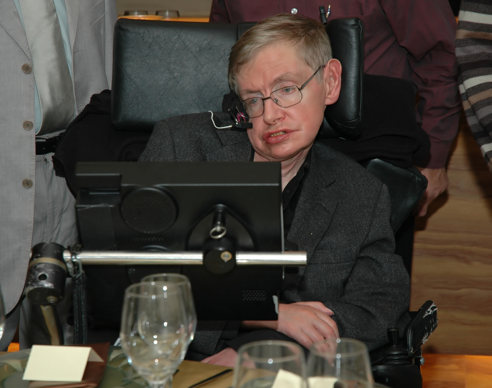 A Brief Response to Stephen Hawking's Passing