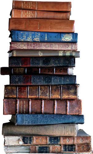 A Dozen Book Favorites, Part 2