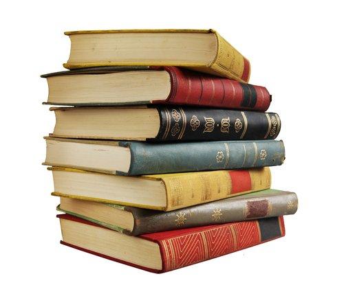 A Dozen Book Favorites, Part 1
