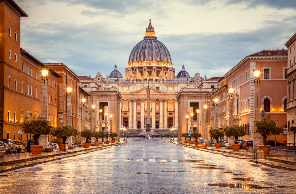A Movie to Make You Think: The Two Popes