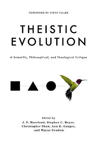 A Partial Review of the Book, Theistic Evolution