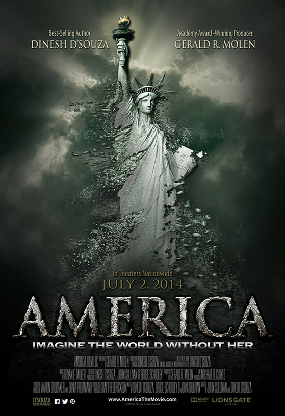 """A Review of Dinesh D'Souza's """"America"""""""