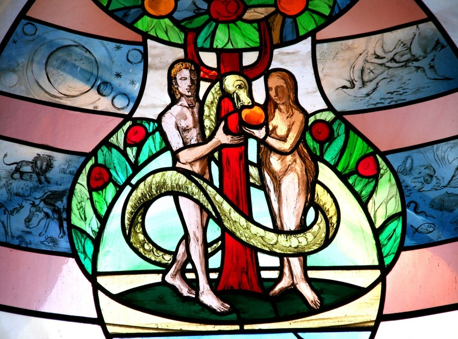 Adam and Eve: A Primordial Pair or a Population?