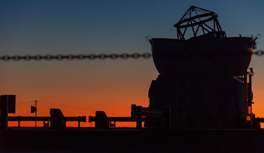 Chilean Telescope Find Affirms Big Bang Creation Model