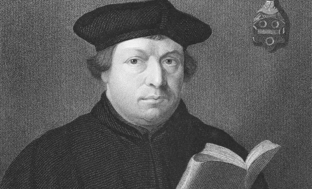 Christian Thinkers 101: A Crash Course on Martin Luther