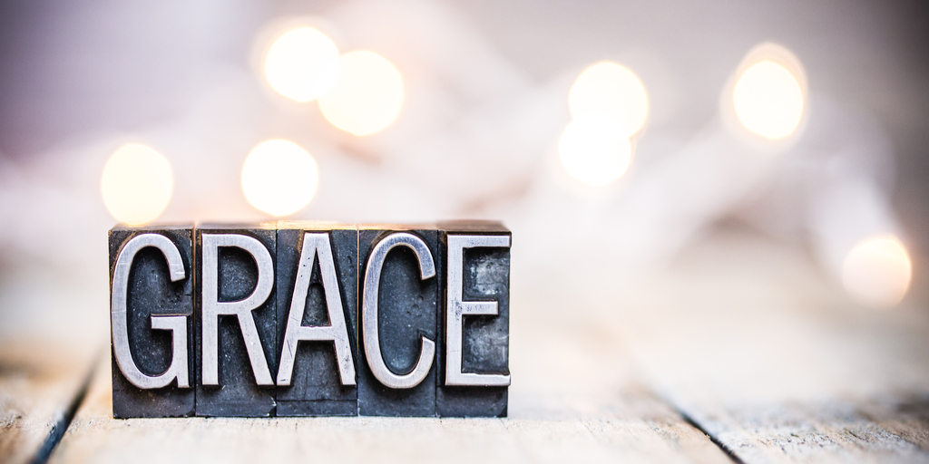 Confronting the Cognitive Dissonance over Grace