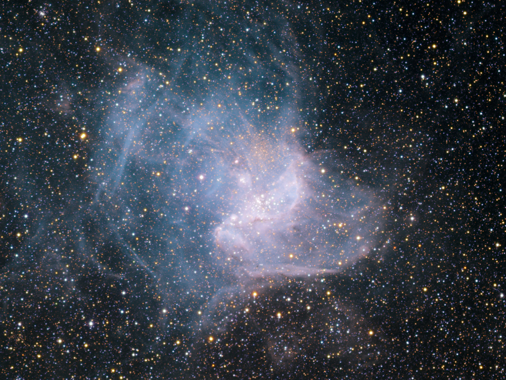 Cosmic Creation Model Passes Key Helium Abundance Test