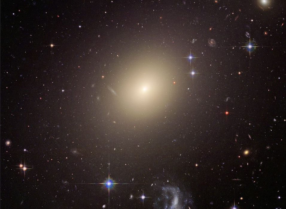 Dead Galaxy Gives More Proof of Big Bang Creation Model