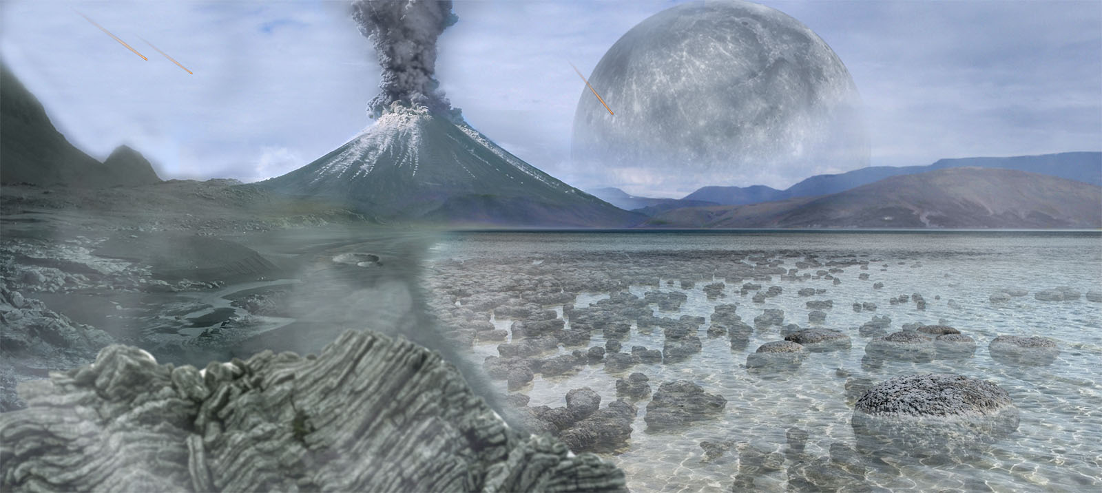 Did Ancient Carbon Dioxide Compensate for a Cooler Sun?