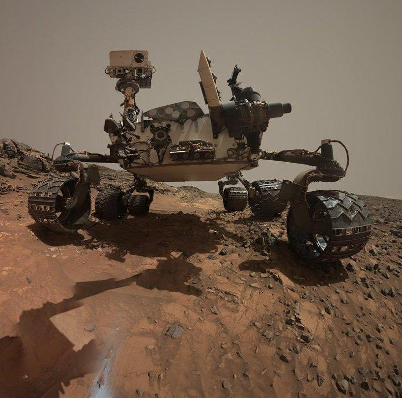 Did Curiosity Find Evidence of Life on Mars?