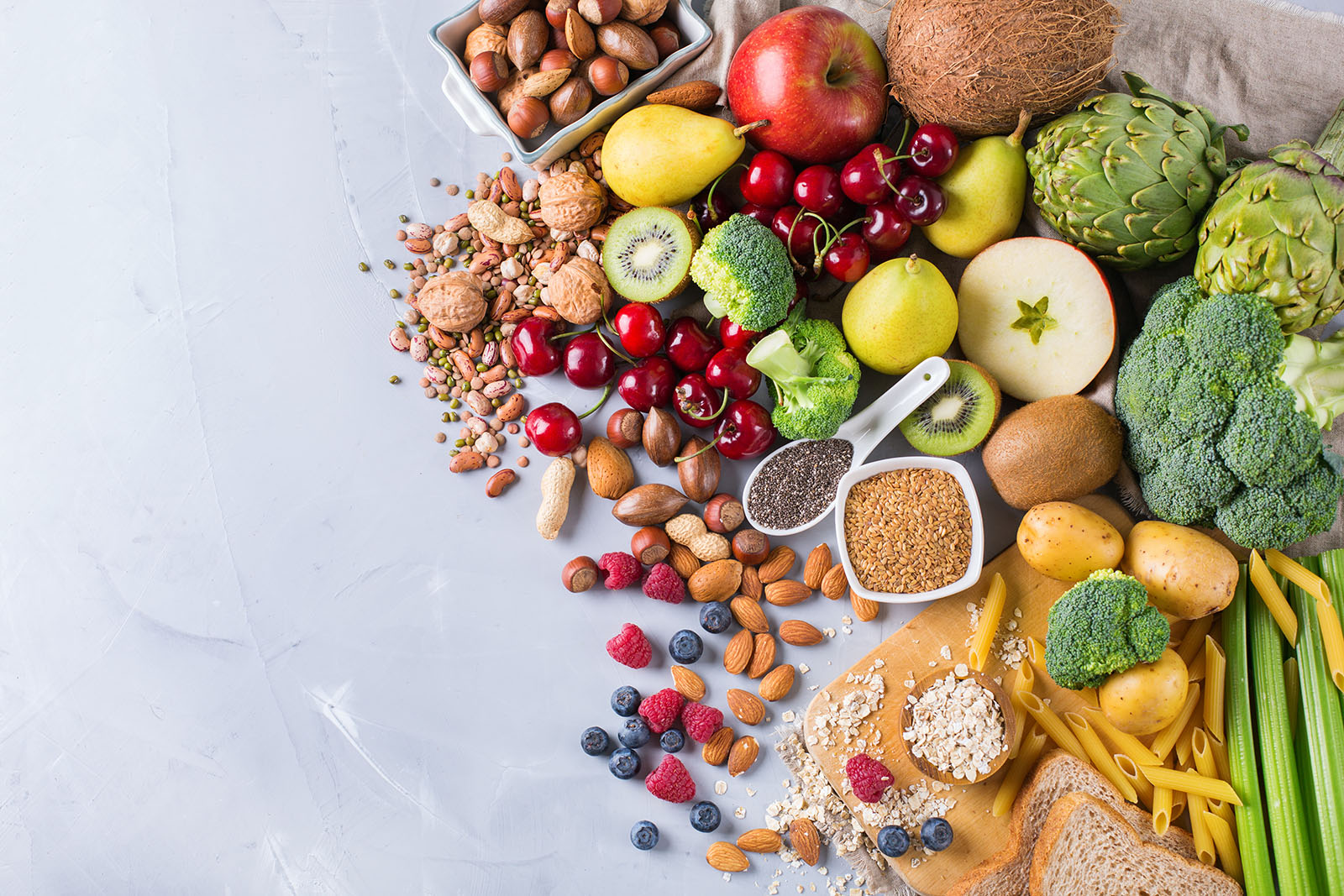 Do Nutrition Scientists and the Bible Agree on What Constitutes a Healthy Diet?