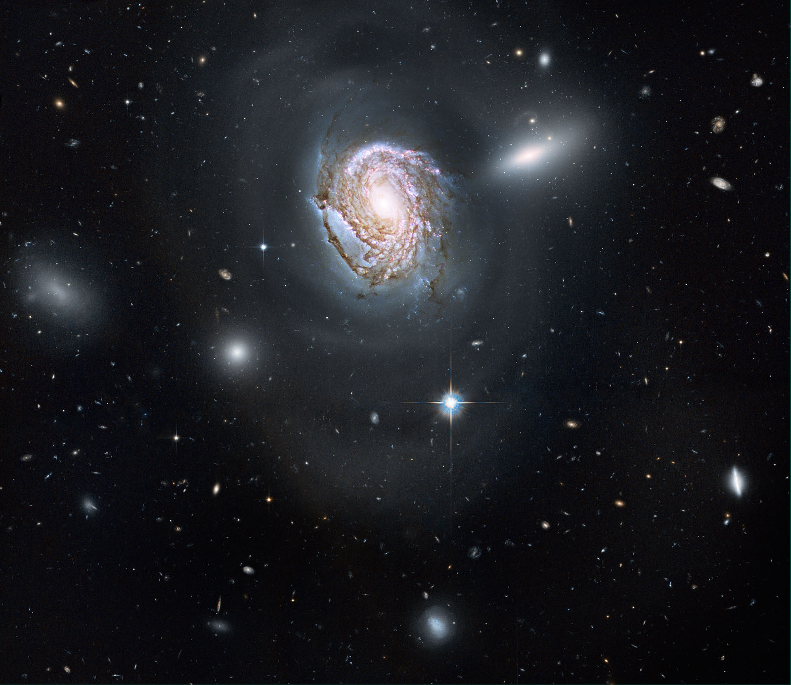 Does the Bible Teach Big Bang Cosmology?