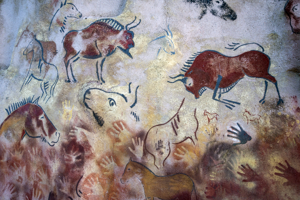 Early Cave Art Supports the Image of God