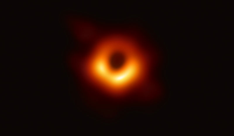 First Image of a Black Hole