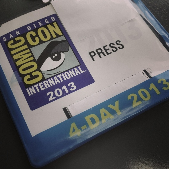 Geeking and Reaching Out at Comic-Con
