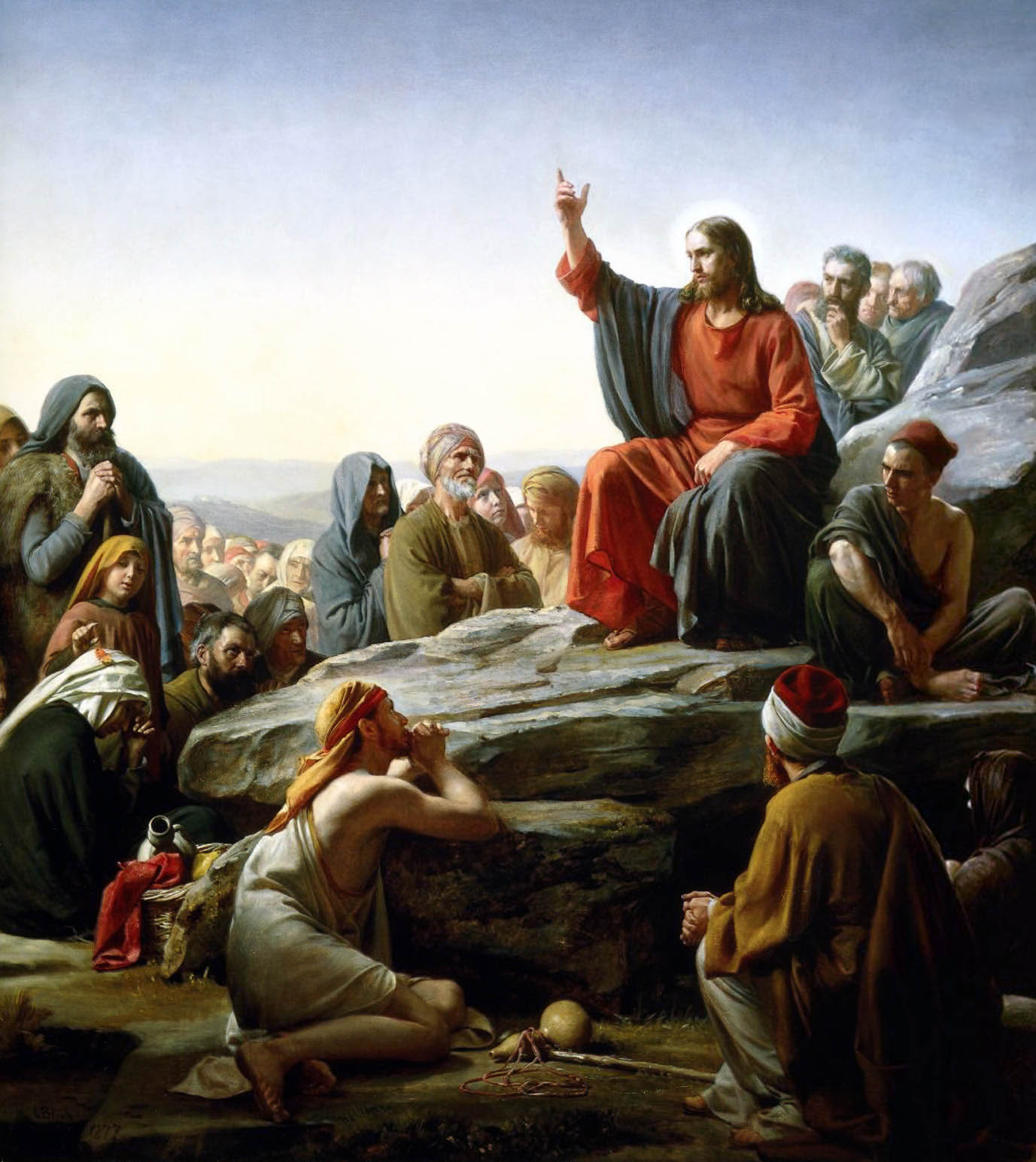 If Jesus is God, Why Did He Call Himself the Son of Man?