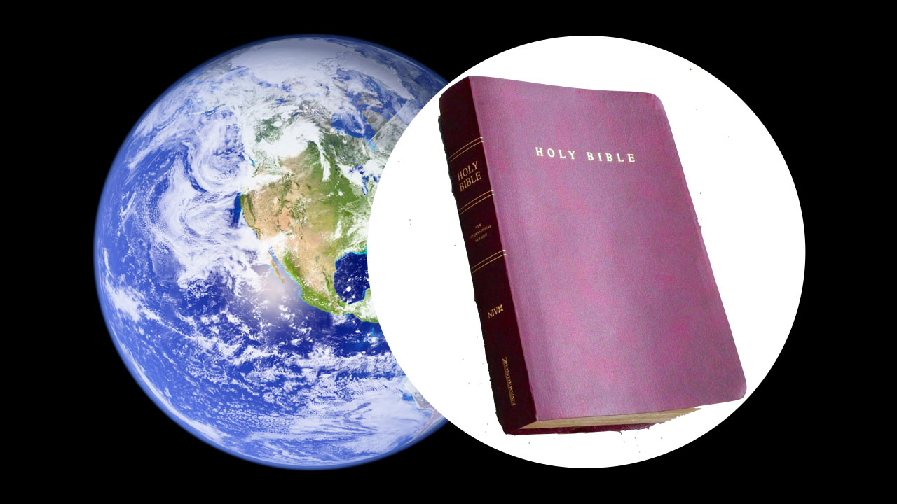 If We Allow Science to Correct the Bible, Doesn't That Make Science God?