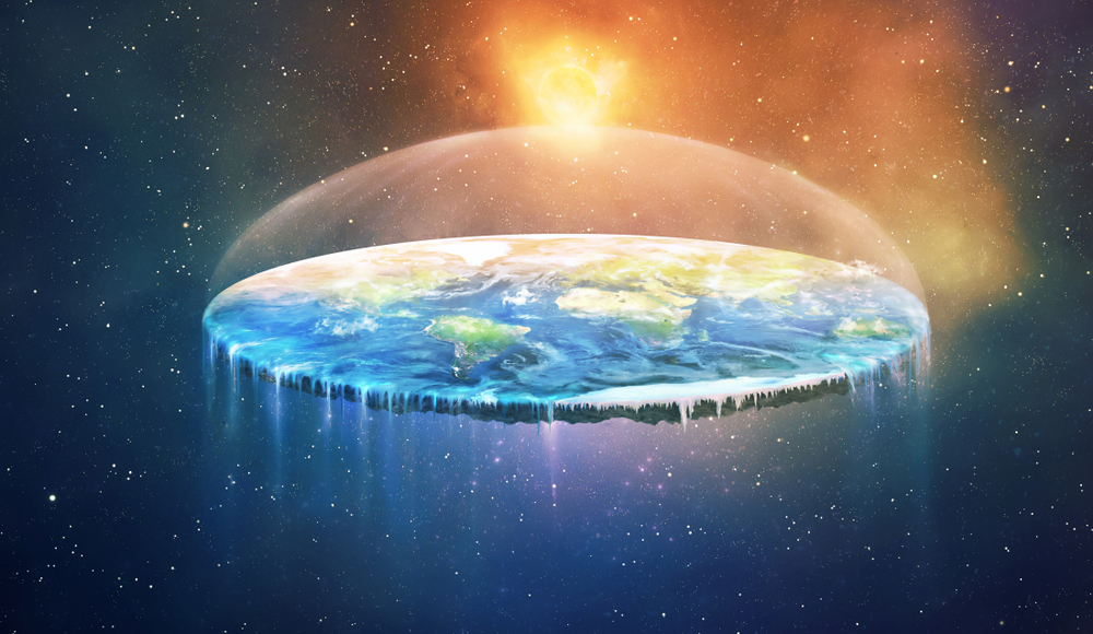 Is the Bible a Flat-Earth Book?