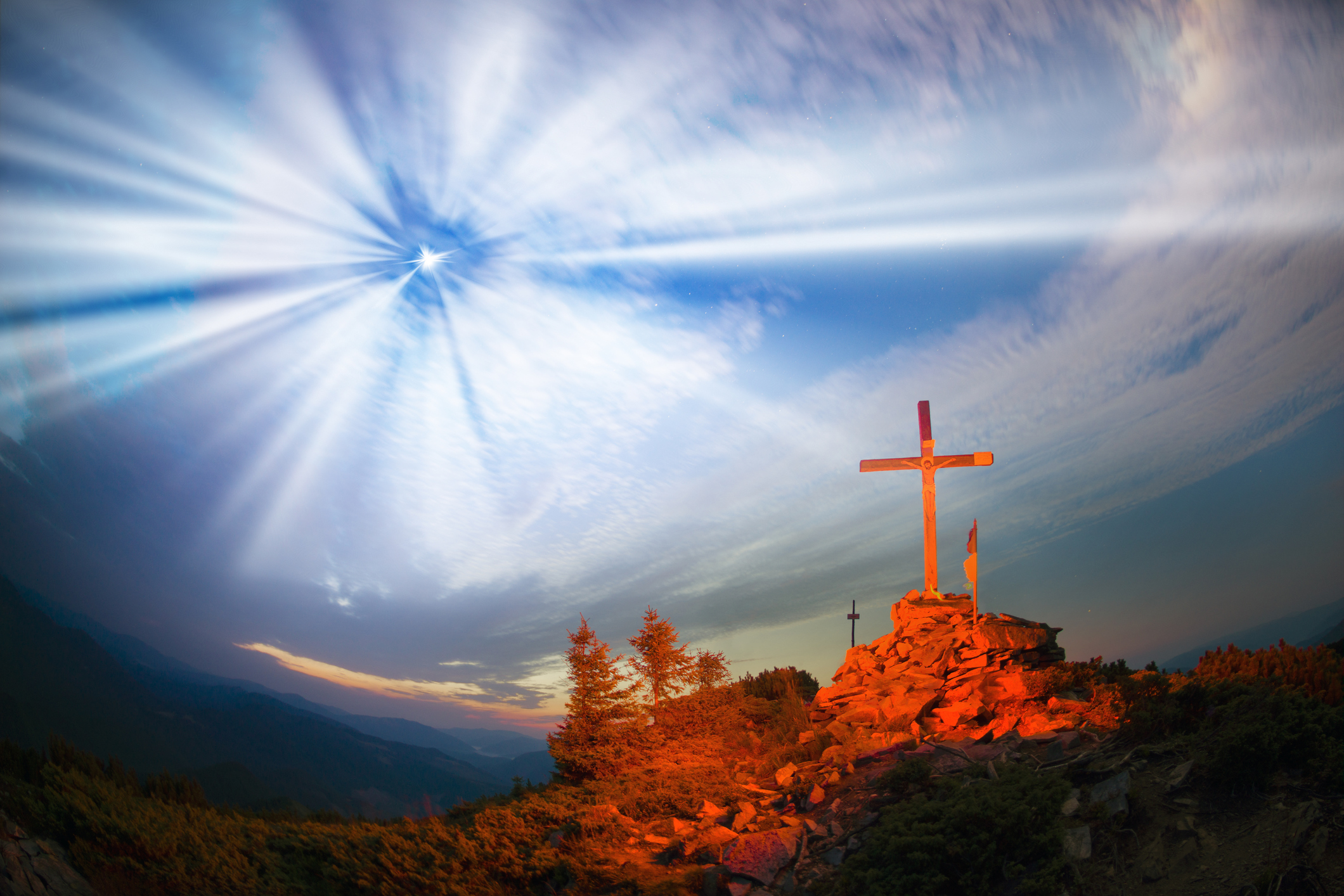 "Is the Laminin ""Cross"" Evidence for a Creator?"