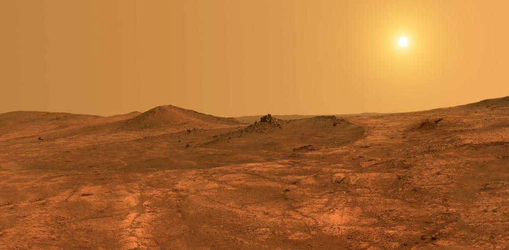 Mars's Discoveries Showcase Earth's Design