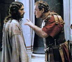 Skeptical Challenge: How Do We Know the Content of Jesus and Pilate's Tête-à-Tête?