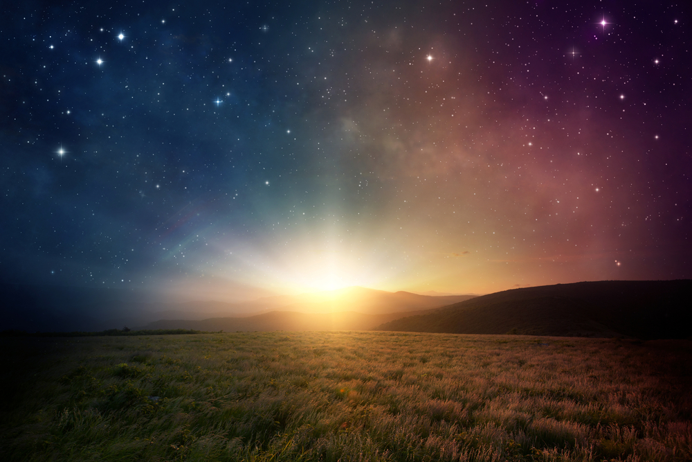 The End of Cosmic Greatness and the Beginning of Life