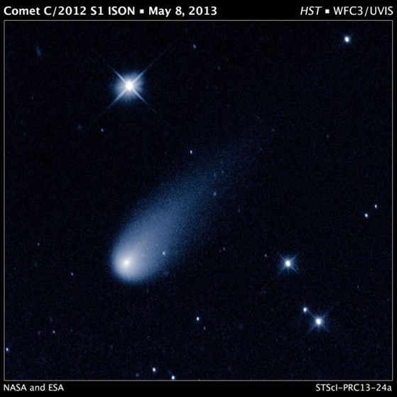 The Good News about Comet ISON