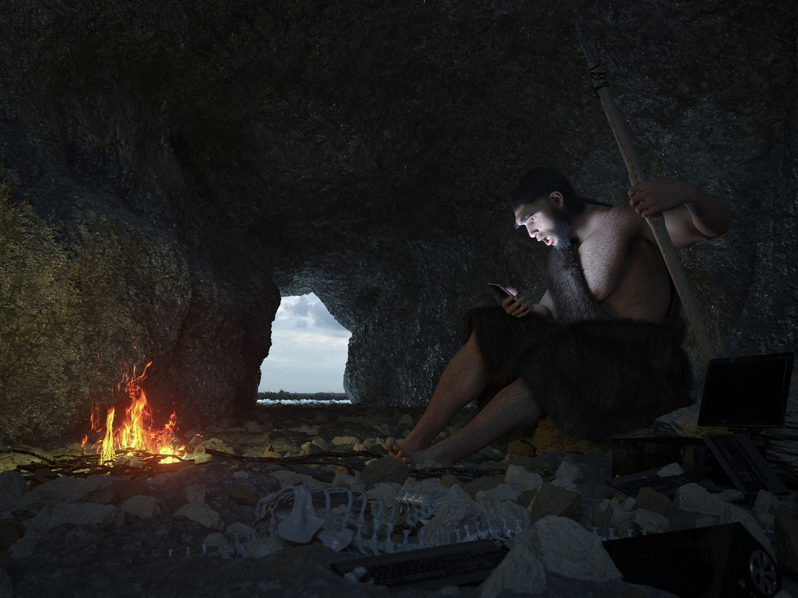 Were Neanderthals People, Too? A Response to Jon Mooallem