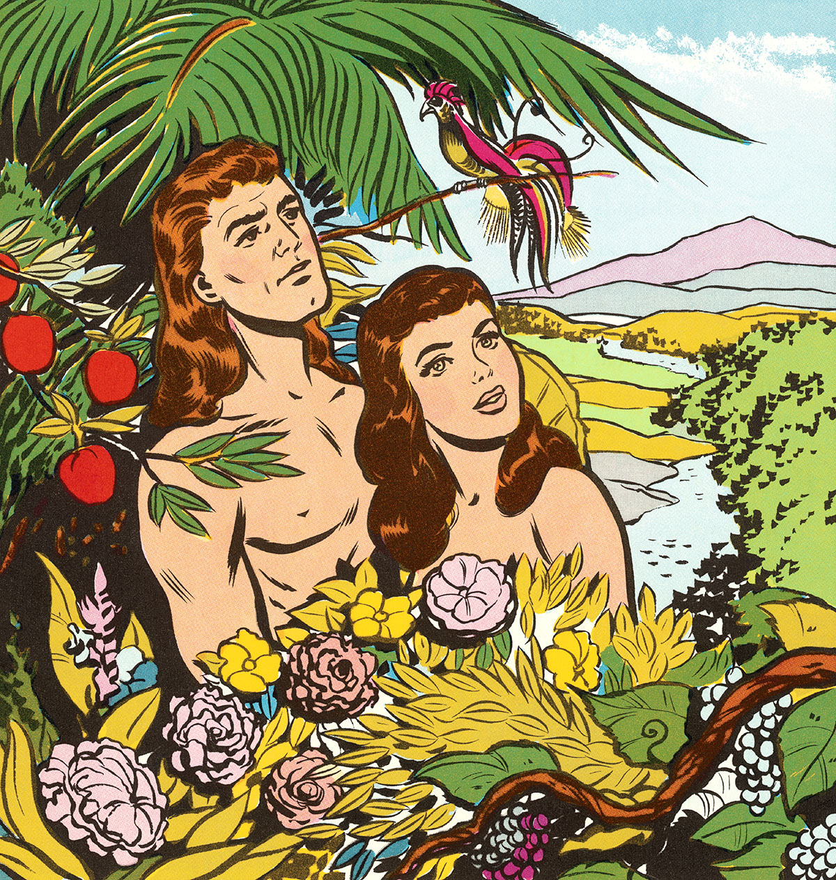 When Did God Create Adam and Eve?
