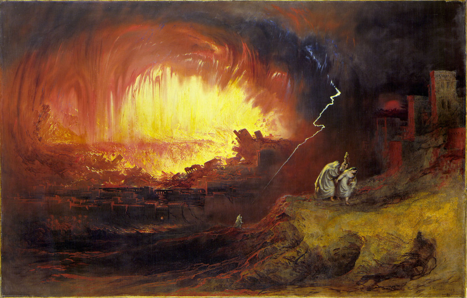Why Did God Kill All the Men, Women, and Children in Sodom?