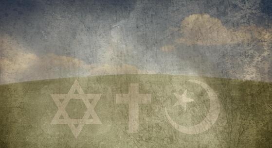 """A Jewish Christian Muslim""?"