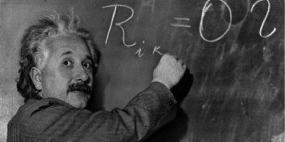 Einstein Exonerated in Breakthrough Discovery