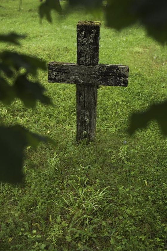 Finding Humor and Hope in the Graveyard