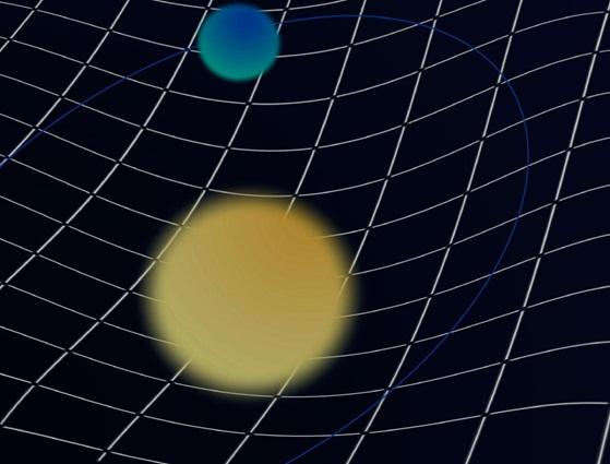 Gravitational Lens Test for Creation