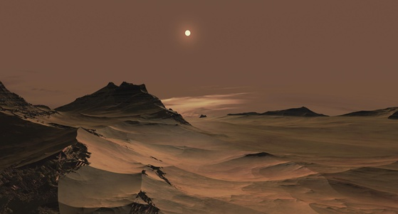 Mars: The Search for Water