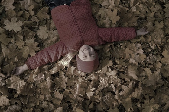Thank God for Falling Leaves