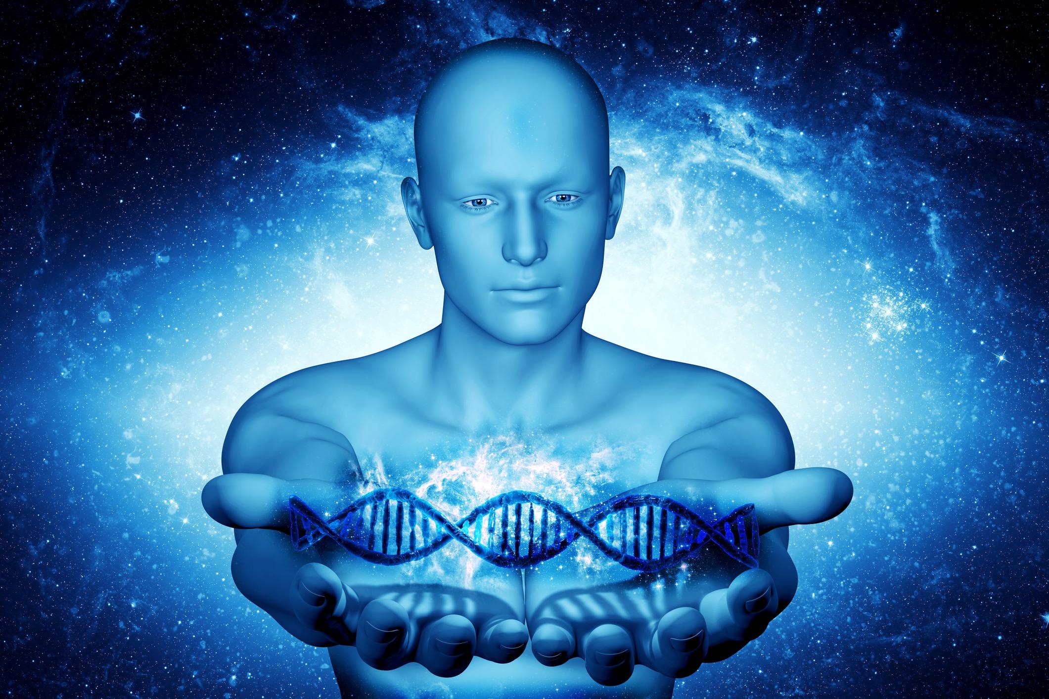 DNA: Digitally Designed