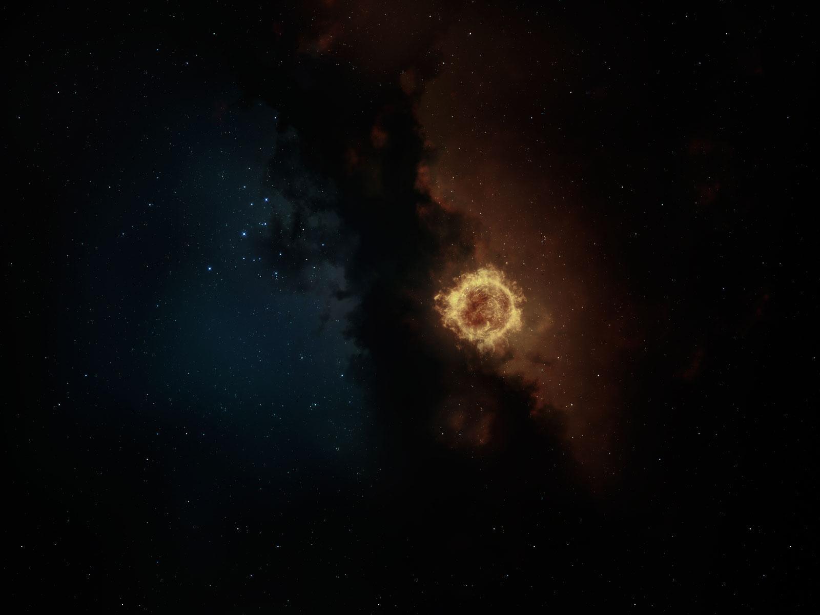 "A Dark Galaxy: Finding the ""Missing"" Dark Stuff"