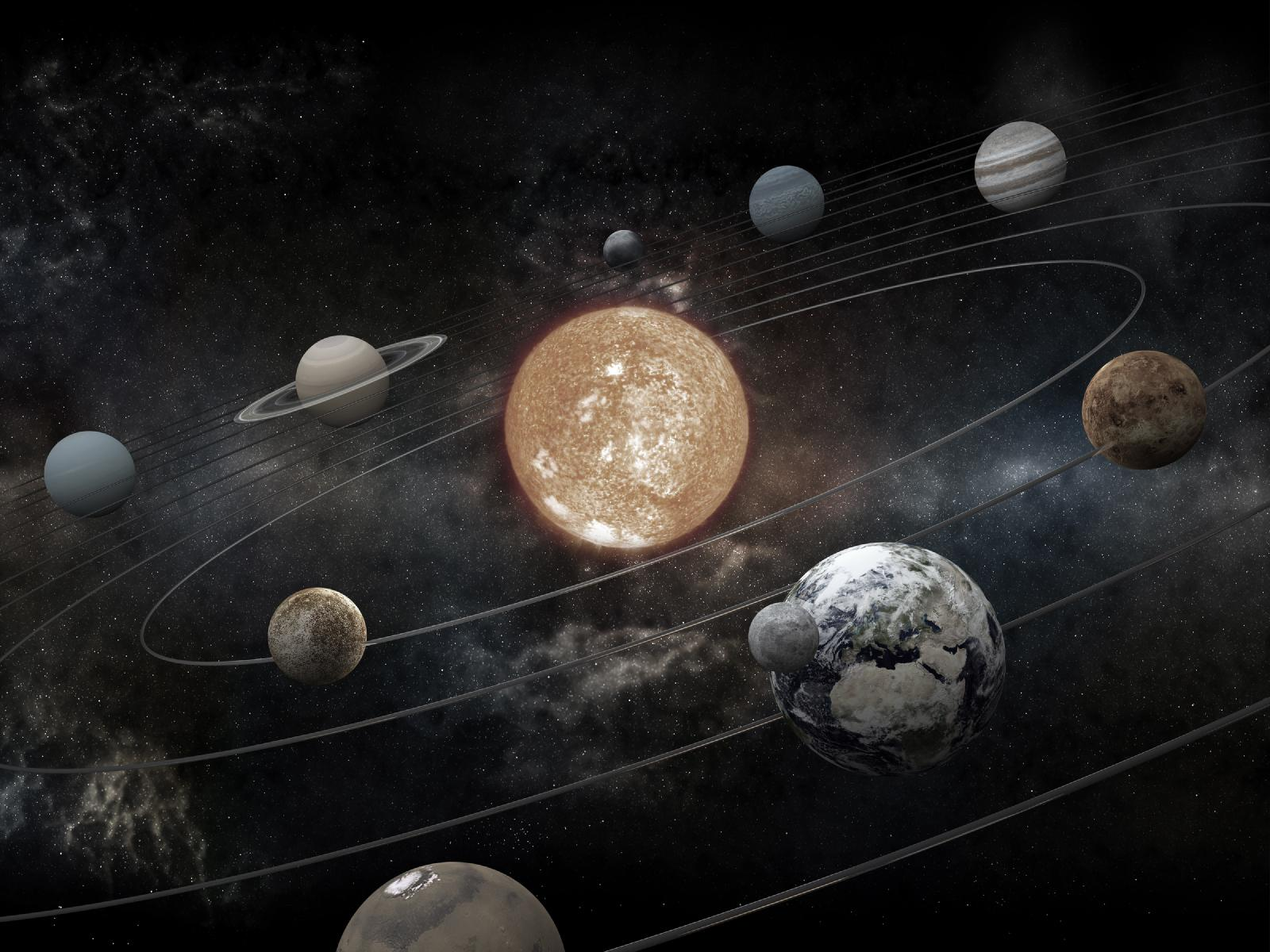 Chaos versus Order in Planetary Systems