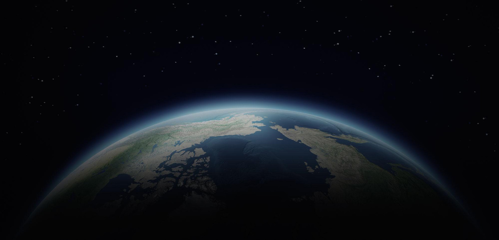 Earth Just Barely Large Enough
