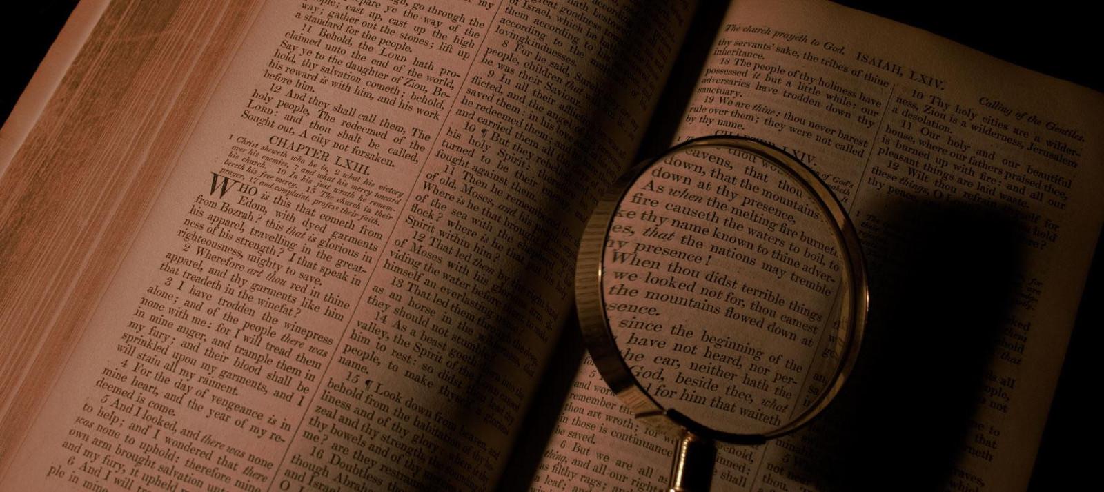 Interpreting Creation, Part 5: Hermeneutical Principles Continued