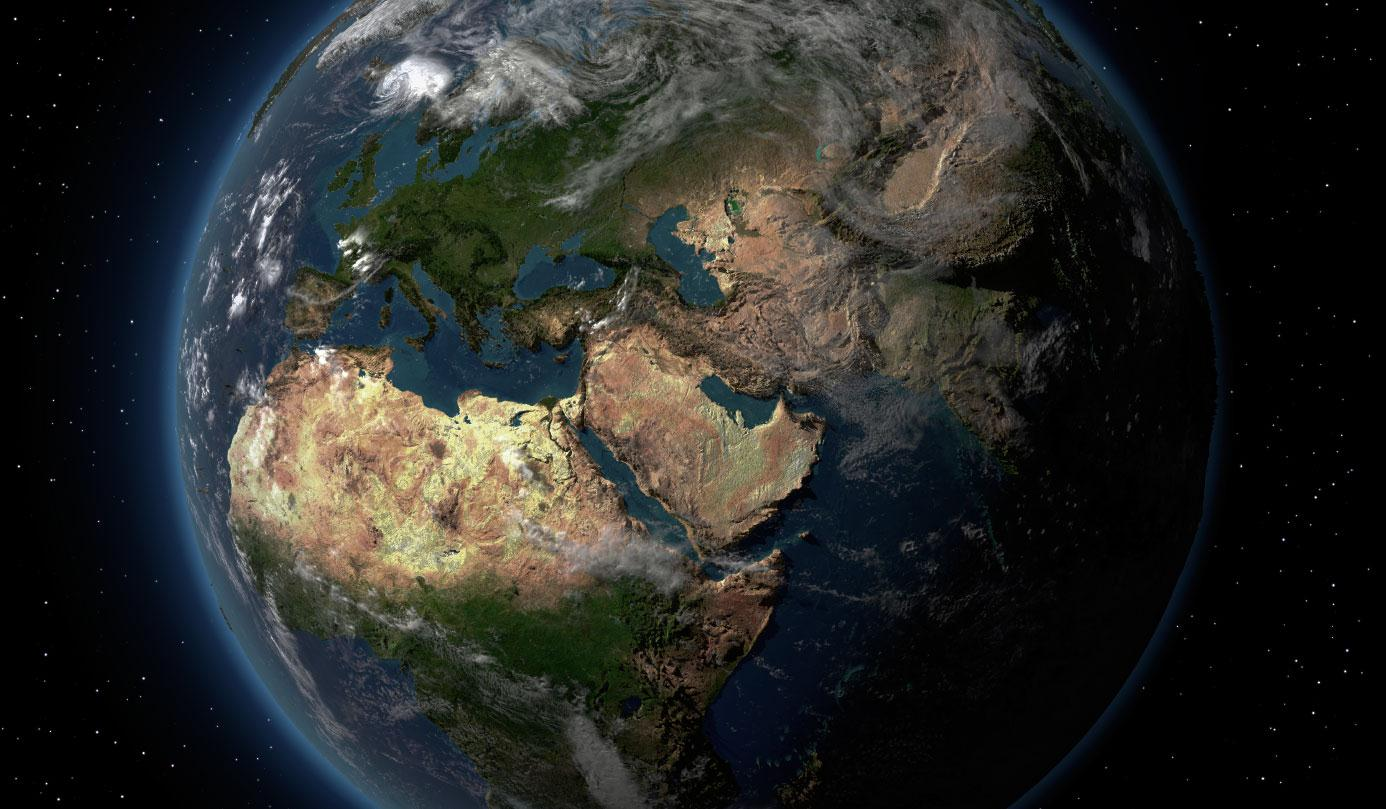 Planet Earth: The Largest Possible Habitat?