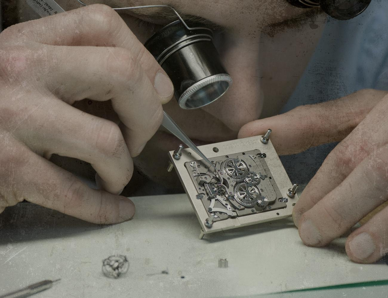 TNRTB Classic: A Watchmaker's Design