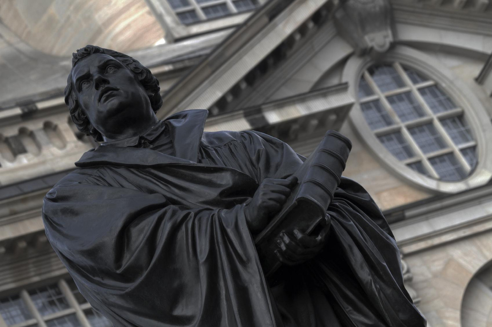 TNRTB Classic: Martin Luther's Paradigm Shift
