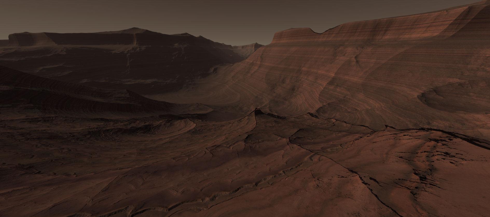 Viking Invasion of Mars Thwarted