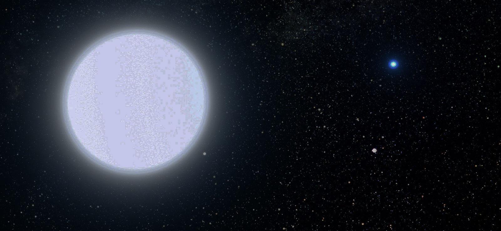 White Dwarfs Deliver Better Creation History