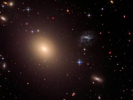 Large Elliptical Galaxy
