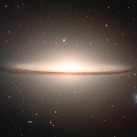 Large Spiral Galaxy
