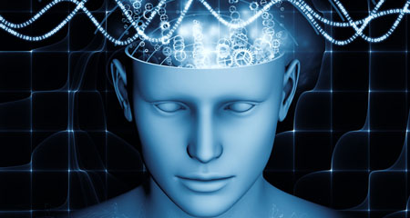 Does Information Come from a Mind?