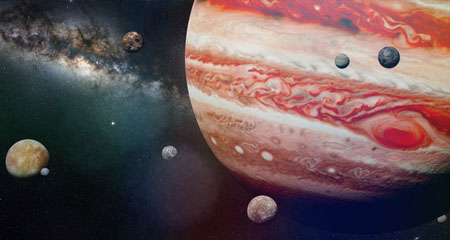 Jupiter: No Ordinary Planet